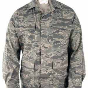 Nwt Airman battle camo jacket size 40 s